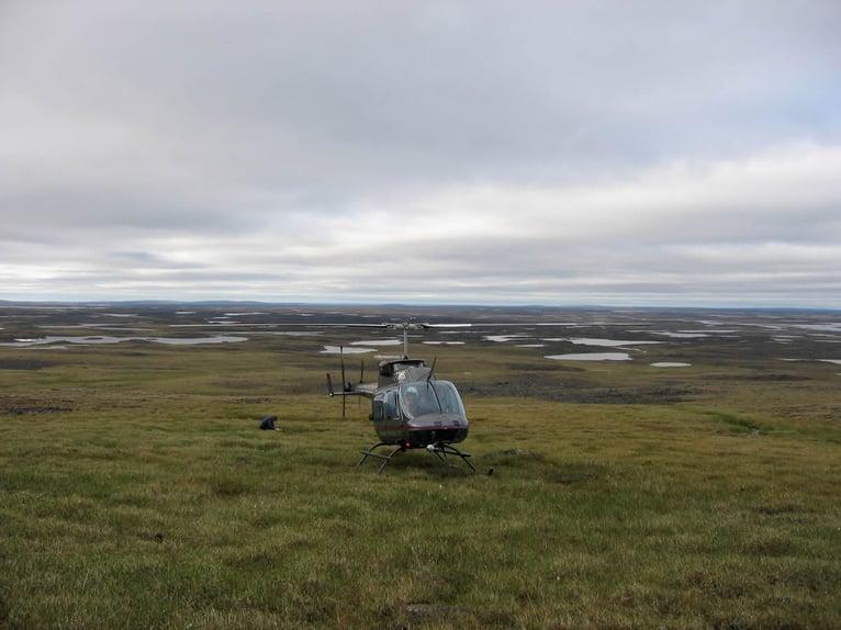 Airborne Surveys