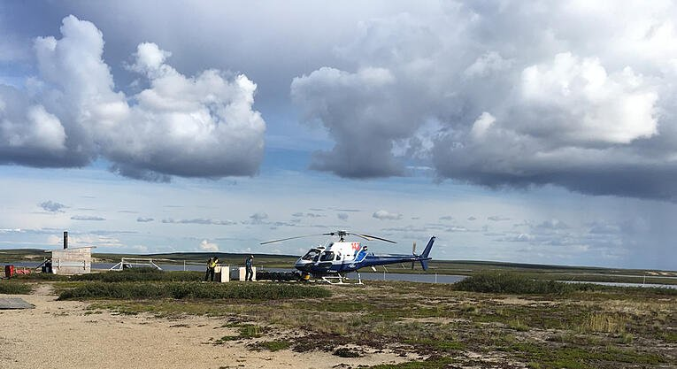 Airborne Geophysical Projects For Exploration