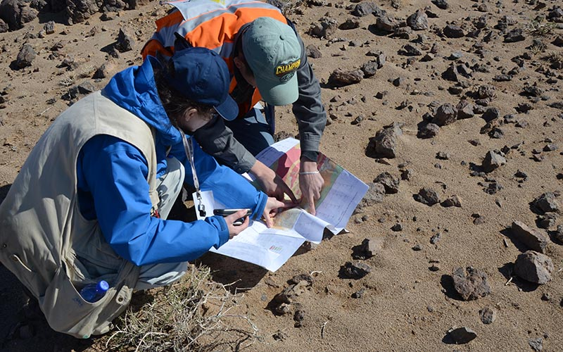 Geophysical & Geological Technical Reports