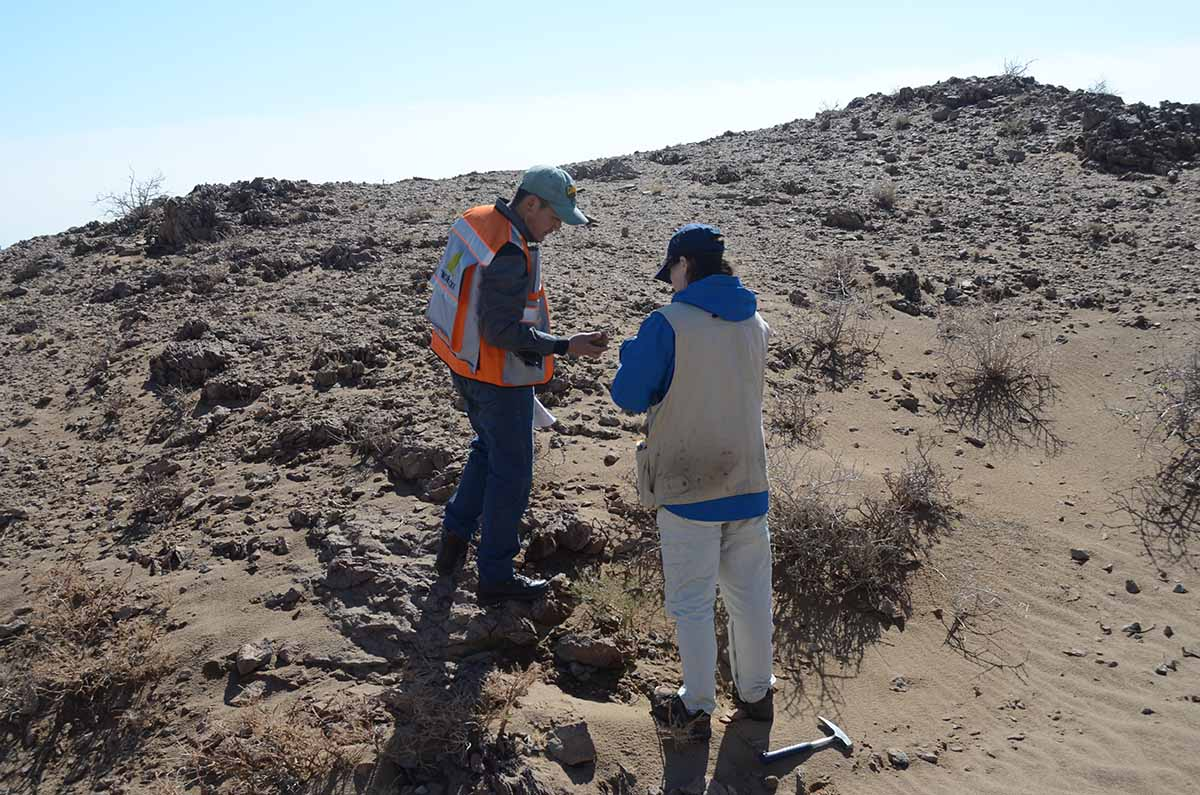 RMGeoscience - Geological & Geophysical Services Consultants