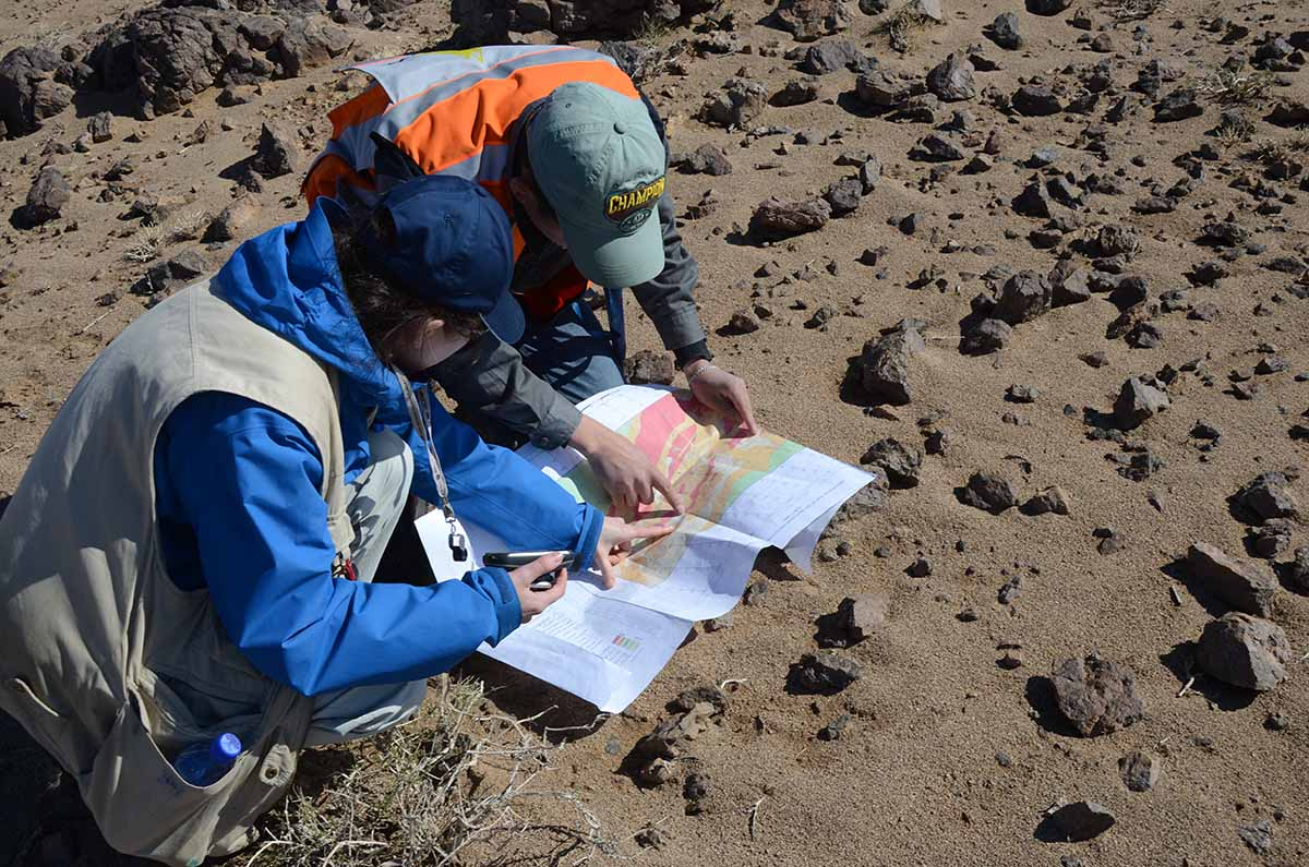 RMGeoscience - Geological & Geophysical Land Assessments