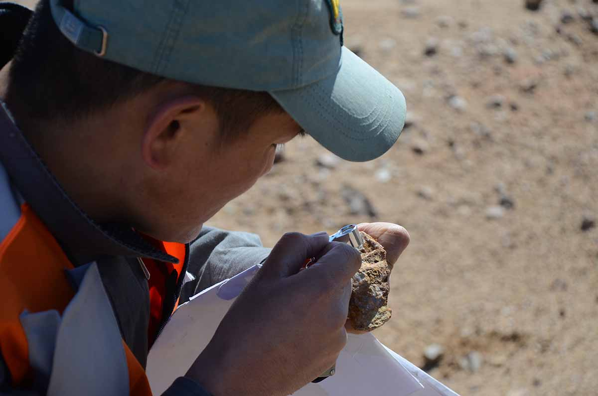 RMGeoscience - Geological & Geophysical Data