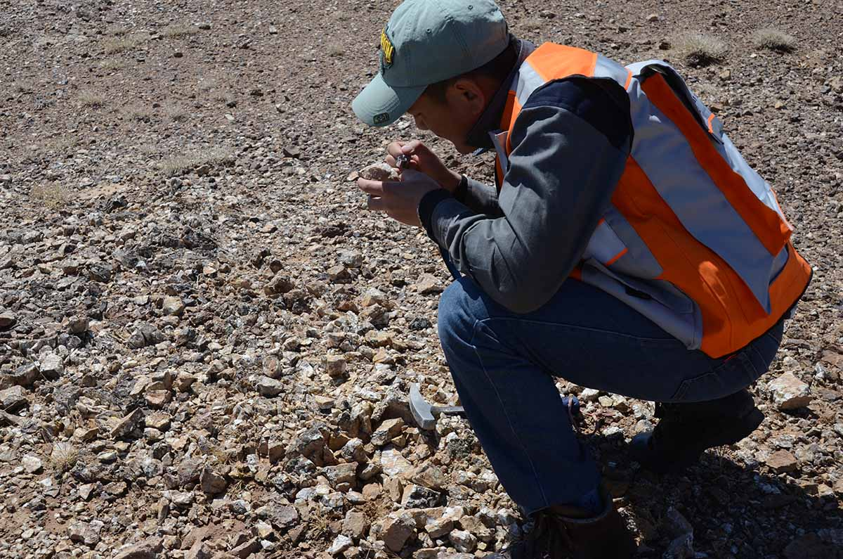 RMGeoscience - Geological & Geophysical services